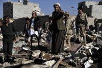 Arap ülkelerinin Husilere hava operasyonu: 25 ölü