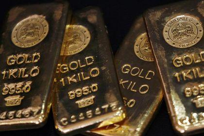 Altın 3 yılın en uzun rallisini sonlandırdı - Altın, yatırımcıların altın destekli fonlardan çıkışı sonrası 3 yılın en uzun rallisini sonlandırdı (16:37'de güncellendi)