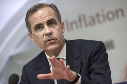 BOE/Carney: Bir sonraki adımımız faiz artırımı - BOE Başkanı Mark Carney, Frankfurt'taki para politikası konferansında yaptığı konuşmada bundan sonraki adımlarının faiz artışı yönünde olacağını söyledi