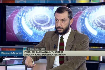 """""""MB'nin müdahalesi sorunları çözmeye yetmez"""" - Prof. Gürkaynak """"Türkiye'nin sorunları MB'nin müdahalesiyle düzeltilebilir halde değil"""" dedi"""