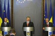 AB - Ukrayna Zirvesi: Kırım'ın ilhakı tanınmayacak