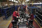 Çin'in imalat PMI'ı beklentilerin hafif üzerinde geldi