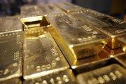 """Altın """"güçlü dolar"""" ile kazancını geri verdi"""