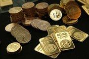 """Altın """"güçlü"""" dolar ile düştü"""