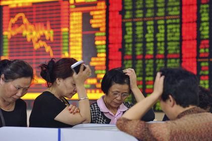 Çin hisselerindeki sert düşüş paniğe yol açtı - Çin hisselerinin 1992'den bu yana en kötü üç haftalık düşüşü kaydetmesi panik satışlarına yol açtı