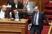 Samaras istifa etti
