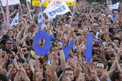 Grexit Katarsisi: Yunanistan'ı Euro'da tutmak için geç mi kalındı - Bloomberg köşe yazarı Mark Gilbert'a göre Yunanistan'ı Euro Bölgesi'nde tutmak için çok geç olabilir