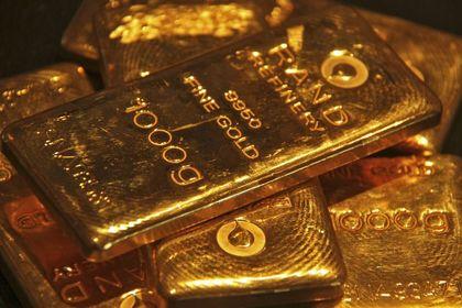 """Altın """"güçlü dolar"""" ile düştü"""