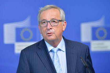 """Juncker: AB'ye 'teröristler' denmesi kabul edilemez - AB Komisyonu Başkanı Juncker, """"AB Komisyonu'na 'teröristler' denmesi kabul edilemez"""" dedi"""