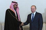 S. Arabistan Rusya'ya 10 milyar $ yatırım yapacak