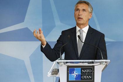 """NATO: Türkiye ile güçlü bir dayanışma içindeyiz - NATO Genel Sekreteri Stoltenberg, terör olaylarıyla ilgili olarak Türkiye'nin yanında yer alacaklarını belirterek, """"Türkiye ile güçlü bir dayanışma içindeyiz"""" dedi"""
