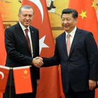 Erdoğan'ın Çin ziyareti: Ticarette 100 milyar $'lık hedef haberi