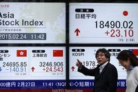 Asya hisseleri 'Fed ve bilançolar' ile yükseliyor