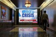 Yunan bankaları %50 değer kaybetti