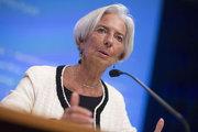 """Lagarde: Gelişen ülkeler """"Çin"""" ile ilgili tetikte olmalı"""