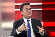 Babacan: Başbakan'dan çağrı gelince reddedemedim