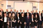 TÜYİD'ten Bloomberg HT'ye ödül