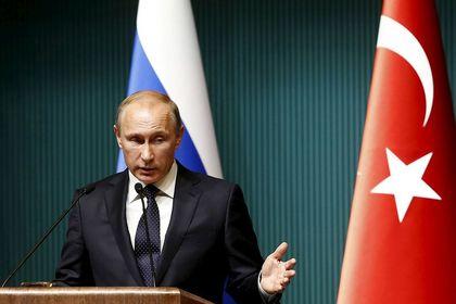 Putin Türkiye'ye ekonomik önlemler kararını imzaladı - Rusya Devlet Başkanı Putin Türkiye'ye karşı özel ekonomik önlemleri içeren kararnameyi imzaladı