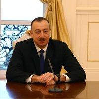 Aliyev: Manatın kurunun değiştirilmesi kaçınılmazdı