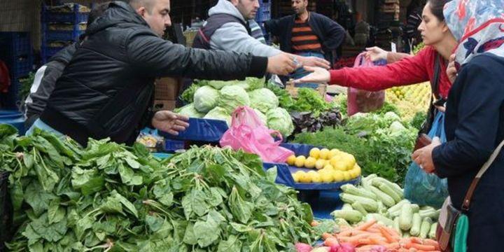Sebze ve meyve fiyatları aralık ayında arttı