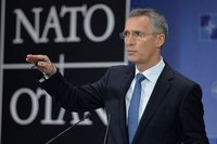 NATO/Stoltenberg: Rusya'nın saldırıları Suriye barış görüşmelerini baltalıyor