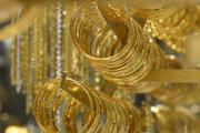 Altının gram fiyatı 108 lira seviyelerinde