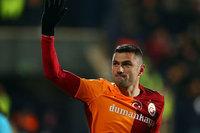 Galatasaray'lı Burak Yılmaz Çin'e transfer oldu