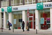 TEB'in net karı 882,5 milyon liraya yükseldi