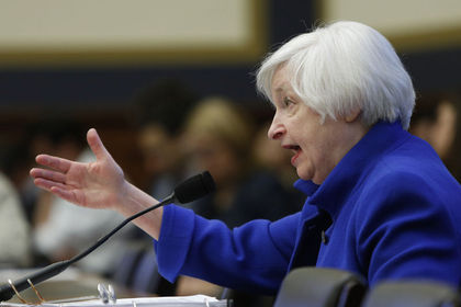Yellen ekonomideki risklere dair endişesini yineledi - Fed Başkanı Janet Yellen küresel piyasalardaki son çalkantı ve yavaş büyümenin ABD ekonomisi için risk oluşturduğu söylemini yineledi, negatif faizin tamamen masadan kalkmadığını belirtti