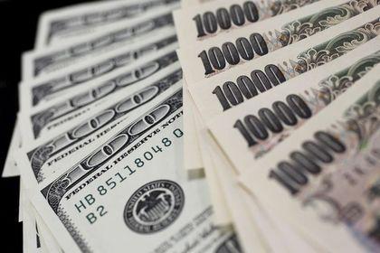 """Yenin dolar karşısındaki gücü """"müdahale"""" beklentilerini artırıyor - Yenin dolar karşısındaki güçlü seyri, Japon yetkililerin dövize müdahale edeceğine iişkin beklentileri artırıyor"""