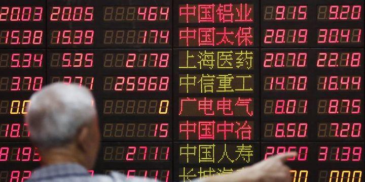 Çin hisseleri haftalık kazancına yöneldi
