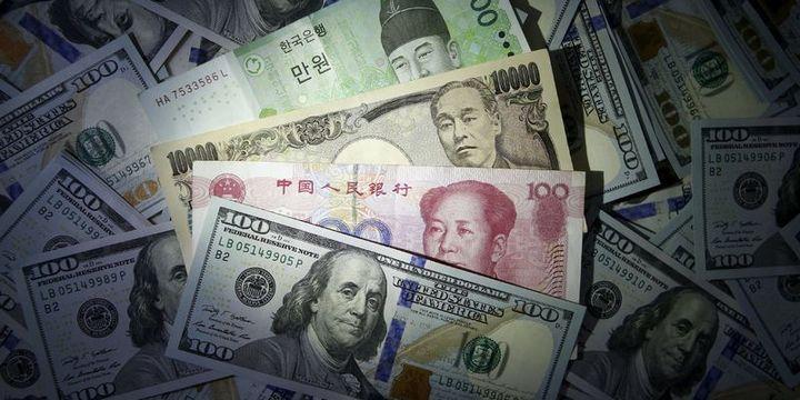 Gelişen piyasa paraları Ekim
