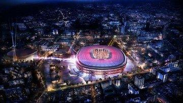 Barcelona, Nou Camp'ı yenileyecek