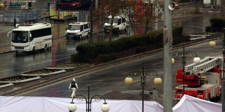 Ankara saldırısıyla ilgili 6 kişi gözaltına alındı