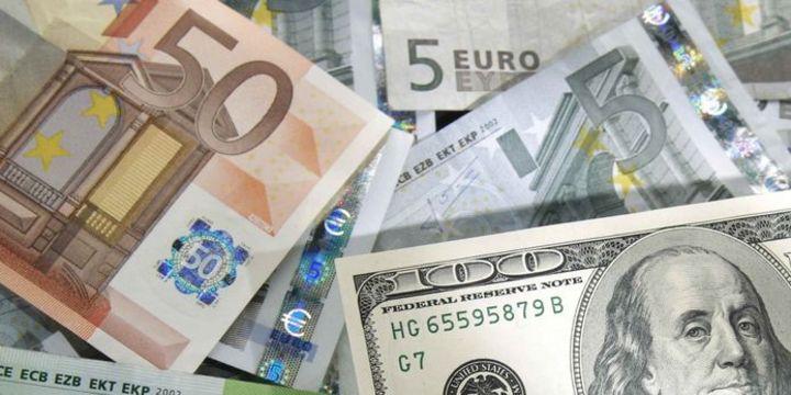 Euro/dolar düşüşünü sürdürdü
