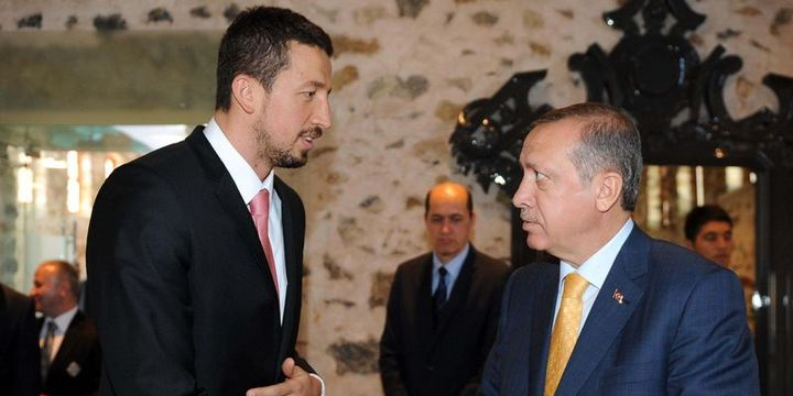 Hidayet Türkoğlu, Cumhurbaşkanı Başdanışmanı oldu