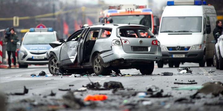 Berlin Savcılığı: Olayın terör saldırısı olmadığına ilişkin bilgilerimiz var
