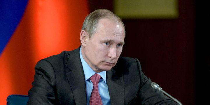 Putin Suriye