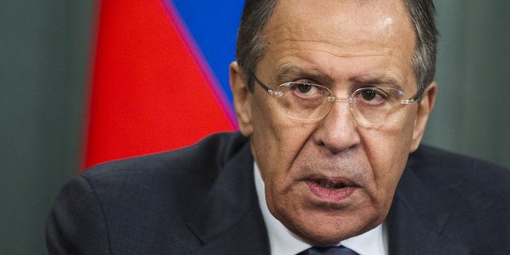 Lavrov: Türkiye