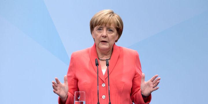 Merkel: Türkiye