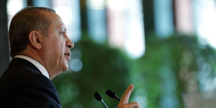 Erdoğan: Tayyip Erdoğan gitsin demek tek devlet anlayışımız yıkılsın demektir