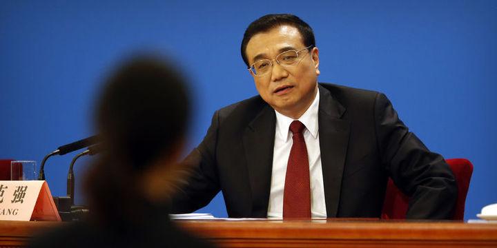 Çin/Li: Çin ekonomisinde sert iniş olmayacak
