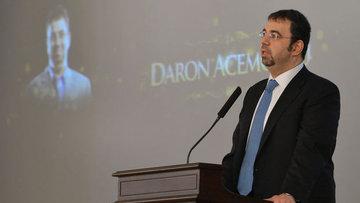 Daron Acemoğlu: Türkiye her zaman krize açık