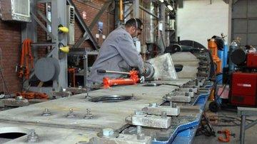 İstanbul'da imalat sanayisinde istihdam 1,1 milyon kişi oldu