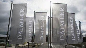 Daimler emisyon soruşturması başlattı