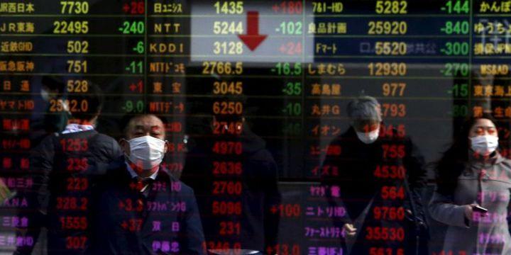 """Asya hisseleri """"Fed ve BOJ"""" öncesi değer kaybetti"""