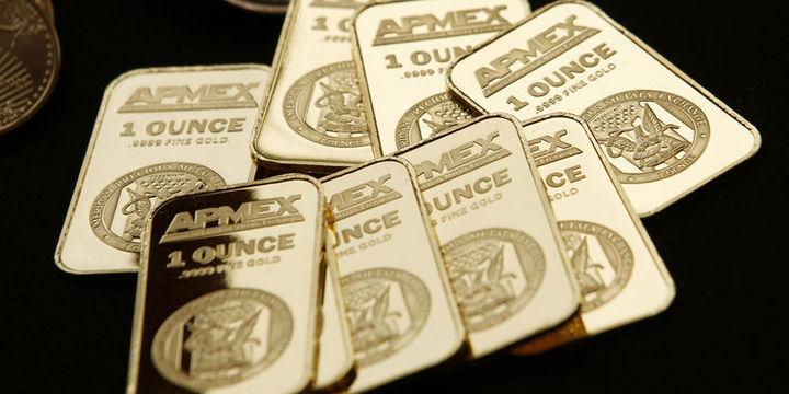 """Altın """"merkez bankaları"""" öncesi dalgalı seyretti"""