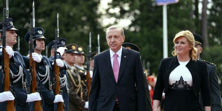 Erdoğan: Meclis Başkanımız kendi düşüncelerini ortaya koydu