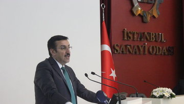 Gümrük ve Ticaret Bakanı Tüfenkci: Çek Yasası'nı bitirdik