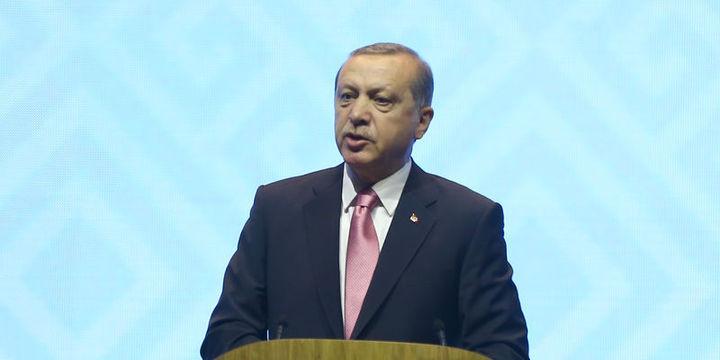 Erdoğan: Anayasa